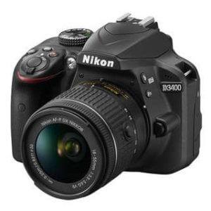 Nikon D3400