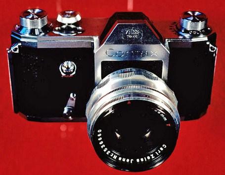 Kamera Contax S tahun 1949