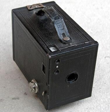 Sejarah Kamera Kodak 1910