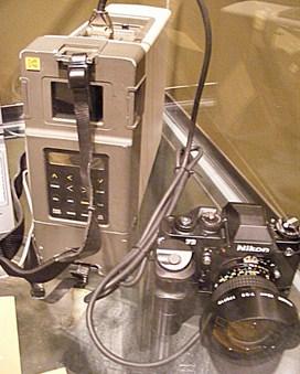 Kamera Kodak DCS 100 1991