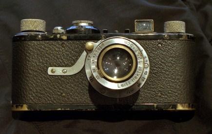 Kamera Leica I tahun 1925