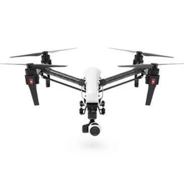 Drone Terbaik - DJI T600 Inspire 1