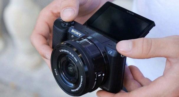 Ilustrasi fitur kamera mirrorless