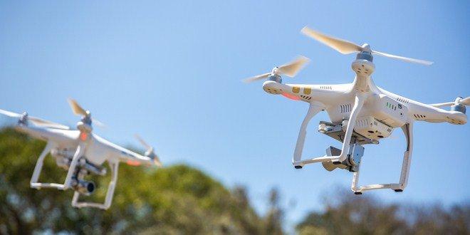 Ilustrasi jenis drone