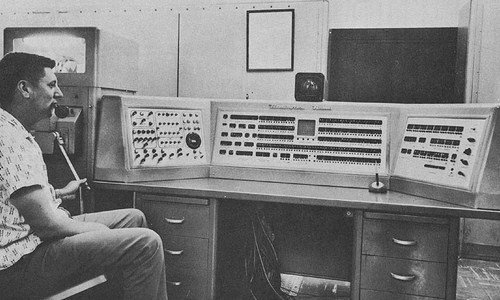 Komputer UNIVAC 1101