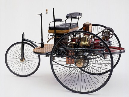 Cikal bakal mobil 1886