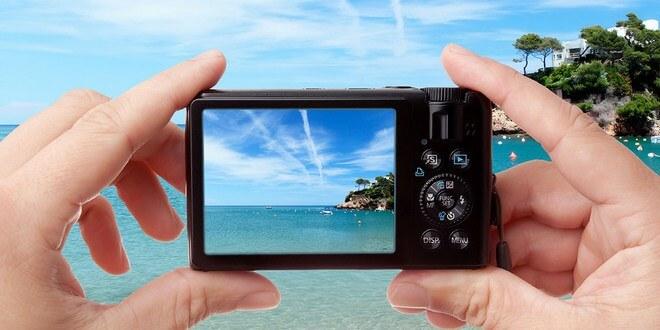 Ilustrasi jenis kamera digital