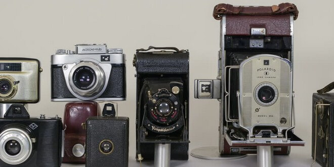Ilustrasi sejarah kamera