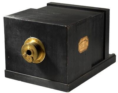 Kamera Daguerreotypes