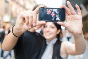 Kamera dari smartphone