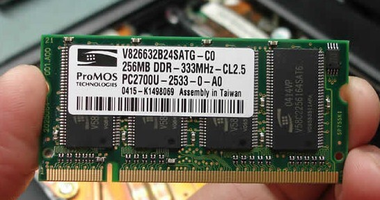Contoh RAM DDR3