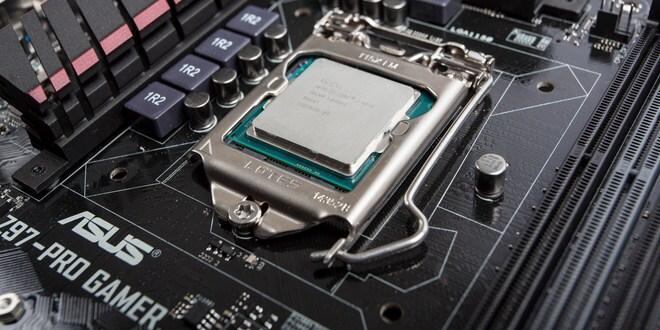 Contoh prosesor laptop gaming