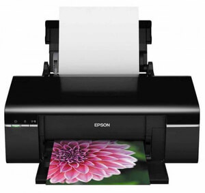 Gambar Epson Stylus Photo T60