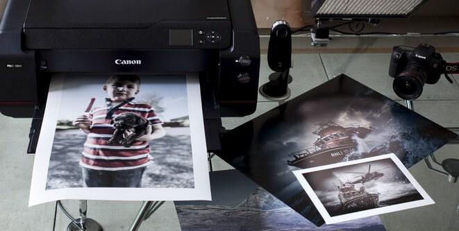 Ilustrasi printer foto terbaik