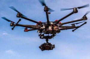Contoh GPS drone