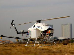 Contoh gasoline drone