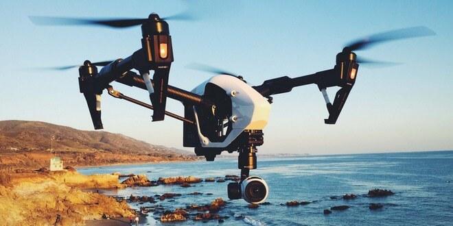 Ilustrasi drone terbaik