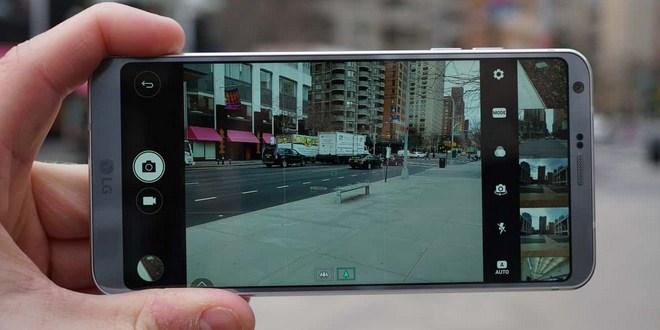 Kinerja kamera LG G6