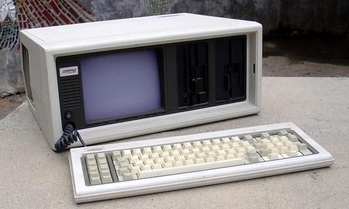 Komputer Compaq PC 1983