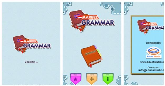 Ilustrasi Marbel Belajar Grammar