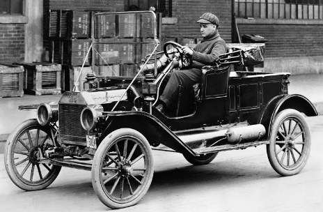 Mobil pertama Henry Ford