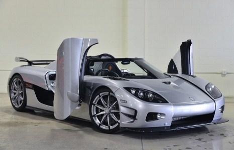 Koenigsegg CCXR Trevita - Mobil temahal di dunia