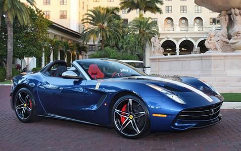Mobil Ferrari F60 America
