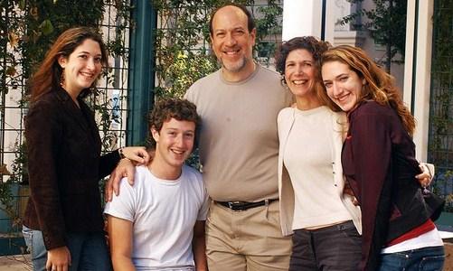 Keluarga Zuckerberg