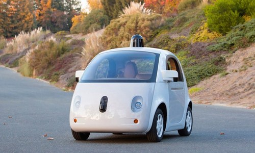 Salah satu proyek ambisius Google