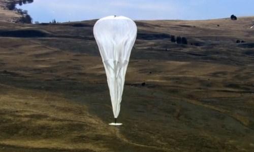 Proyek Balon Google