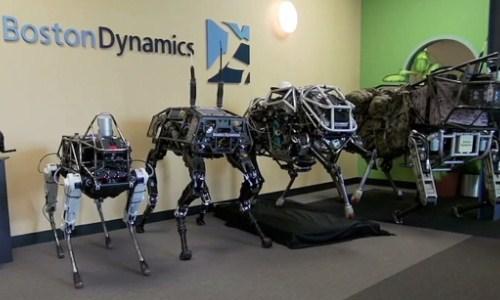 Proyek robot Google